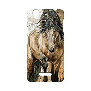 BLUEDIO Designer Printed Back case cover for Micromax Yu Yureka - G3583