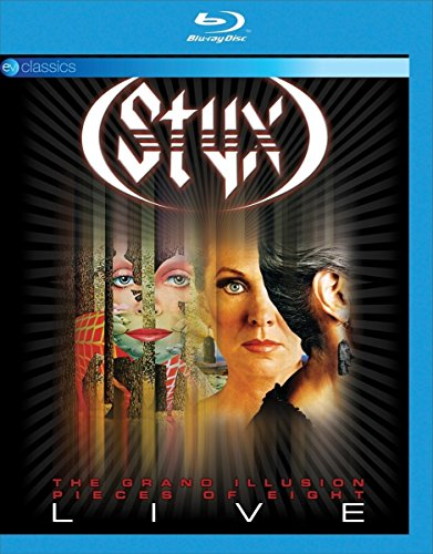Styx - Grand Illusion&pieces Of Eight Live