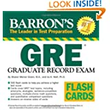 Barron's GRE Flash Cards by Sharon Weiner Green M.A. and Ira K. Wolf Ph.D.