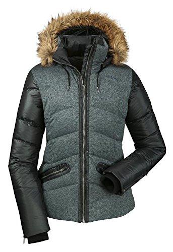 Schöffel Jacke, tolle Winterjacke, Orchidee. Daunen. Reisen, Outdoor, Stadt, Ski. Anthrazit. jetzt kaufen