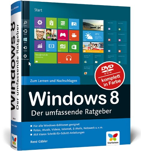 Windows 8: Der umfassende Ratgeber