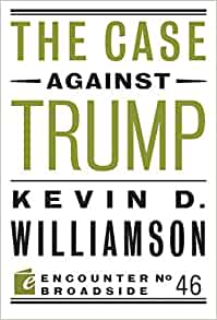 The case for donald trump book