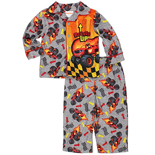 Nickelodeon Blaze And The Monster Machines Toddler Pajama for Little Boys (3T) (Pickle Pajama Pants compare prices)