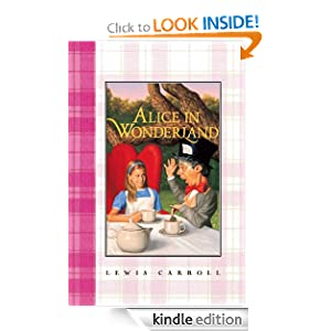 Alice in Wonderland Deluxe Book and Charm (Charming Classics) Lewis Carroll