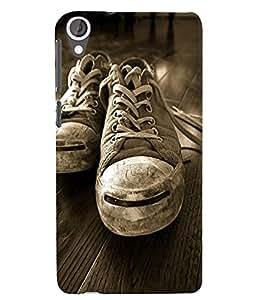 Citydreamz Shoes Abstract Design Hard Polycarbonate Designer Back Case Cover For HTC Desire 630/ HTC Desire 630 Dual Sim