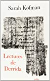 img - for Lectures de Derrida (Debats) (French Edition) book / textbook / text book