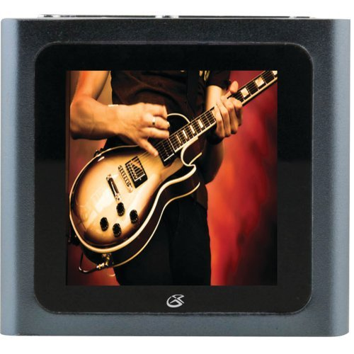 GPX ML551B GPX Digital Media Player with 4 GB Installed Flash Memory - Black (ML551B)