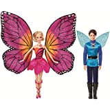 Barbie Mariposa and the Fairy Princess Giftset by Mattel