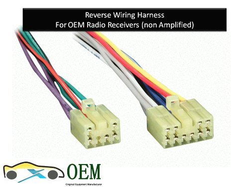 Reverse Wiring Harness For 1987