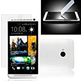 ZPS High Quality Tempered Glass Film Screen Protector for HTC One M7 801e/s