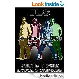 JLS - The Ultimate Fan's Quiz Book