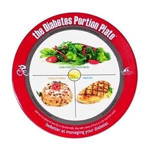 Diabetes Portion Plate