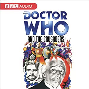 Doctor Who and the Crusaders Audiobook