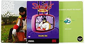 Space Ghost Coast to Coast: Volumes 1-3 (3-Pack)