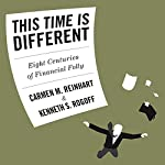 This Time Is Different: Eight Centuries of Financial Folly | Carmen Reinhart,Kenneth Rogoff