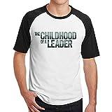 メンズ 半袖 シークレット・オブ・モンスター Tシャツ 綿 通気性 Medium Black