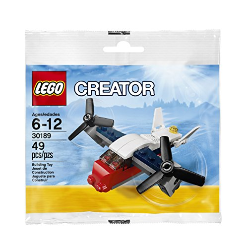 LEGO Creator Transport Plane 30189 (Bagged) - 1