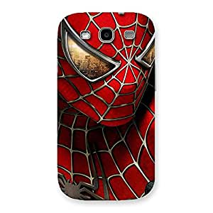 Delighted Spide Two Red Back Case Cover for Galaxy S3