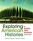 img - for Exploring American Histories, Combined Volume: A Survey with Sources book / textbook / text book