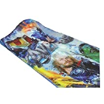 Marvel The Avengers Movie Slumber Bag Sleeping Party Overnight Bedding