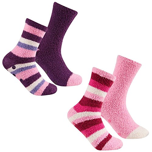 4-pair-ladies-cosy-soft-fleece-non-slip-slipper-lounge-socks-mixed-colours-4-8