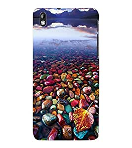 ColourCraft Beautiful Image Design Back Case Cover for HTC DESIRE 816