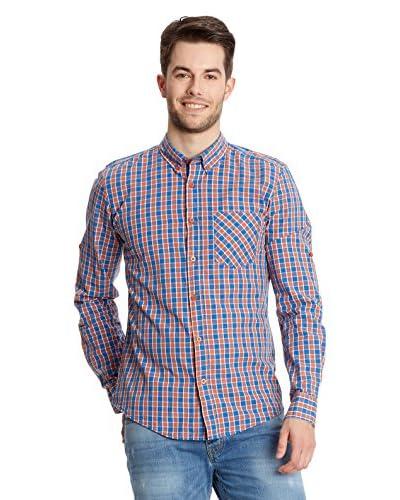 Collezione Camicia Uomo [Rosso]