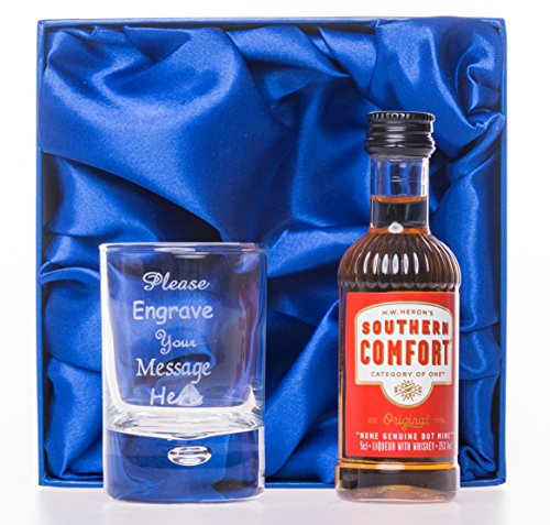 personalised-laser-engraved-new-2oz-shot-glass-5cl-southern-comfort-set-in-silk-gift-box-for-christm