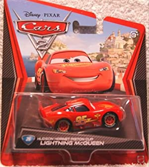 Mattel Disney / PIXAR Cars 2 #26 Hudson Hornet Piston Cup LIGHTNING McQUEEN 1:55 Scale Mattel at Sears.com