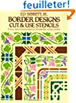 Border Designs Cut and Use Stencils