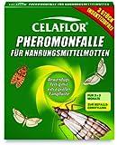 Celaflor 1396 Lot de 3 pièges à phéromones antimites