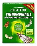 Lawn & Patio - Celaflor 1396 Pheromonfalle f�r Nahrungsmittelmotten, 3 St�ck