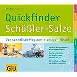 Schüßler-Salze, Quickfinder (GU Quickfinder)