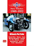 R.M. Clarke Morgan Three-wheeler Ultimate Portfolio 1909-1952 (Brooklands Books Road Test Series): Grand Prix. Racer. Aero. Record Breaker. Family F. F4. M.A.G. J.A.P. Blackburne. Anzani. Ford. Matchless