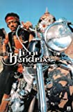 Jimi Hendrix (Motorcycle, South Saturn Delta) Music Maxi Poster Print - 57x86 cm