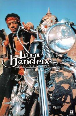 Jimi Hendrix Motorcycle