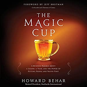 The Magic Cup Audiobook