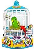 Boti 33260a Little Live Pet - Vogel Frankie + Käfig