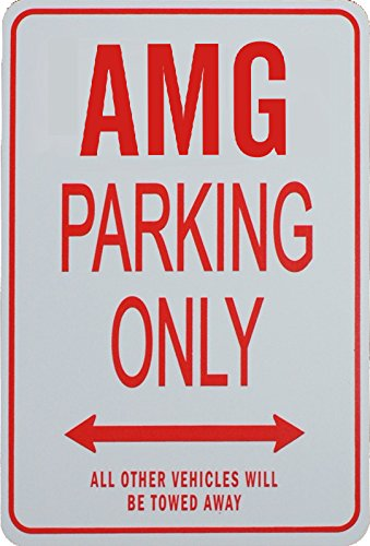 amg-parking-only-sign