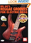 Mel Bay Reggae Grooves for Electric Bass