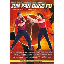 Jun Fan Gung Fu: Volume 1 - JKD Trapping Fighting TechiqueF