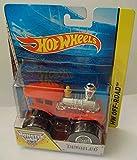 Hot Wheels Monster Jam HW OFF Road Series Derailed Truck