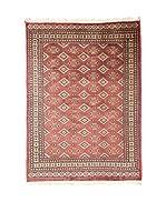 QURAMA Alfombra Kashmir Rojo/Multicolor 245 x 157 cm