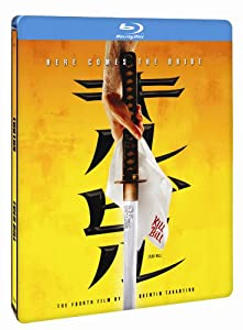 Kill Bill Vol. 1 (Steelbook Edition) [Blu-ray]