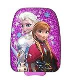 Disney Frozen Anna & Elsa Hard Shell Rolling Luggage