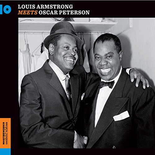 Louis Armstrong - Armstrong meets Peterson - Zortam Music