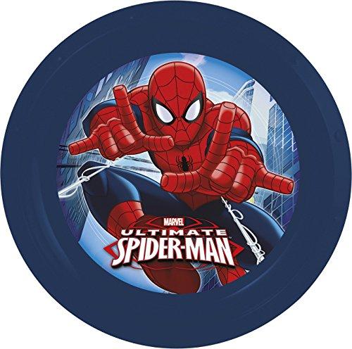 boyztoys-spider-man-assiette-en-plastique-bleu