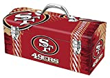 S.A.W. 79-326 San Francisco 49ers Art Deco Tool Box