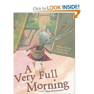 A Very Full Morning Eva Montanari