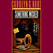 Something Wicked: A Death on Demand Mystery, Book 3 | Carolyn G. Hart